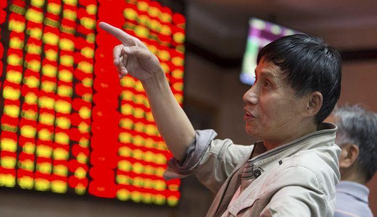 Çin borsası 10 trilyon dolara koşuyor