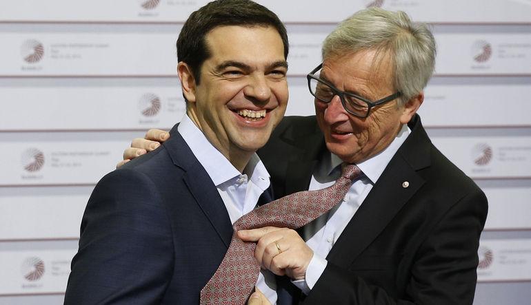 Juncker Tsipras'ı suçladı