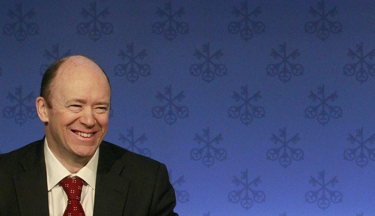 Almanya'nın en büyük bankalarından Deutsche Bank'ın Üst Yöneticiliğine (CEO) John Cryan'ın atandığı bildirildi