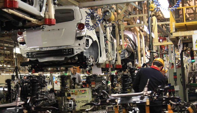 Nisan sanayi üretimi verileri açıklandı