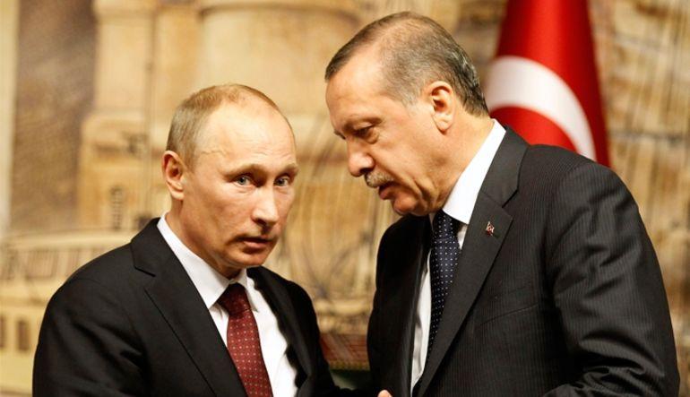 Putin, tebrik için Erdoğan'ı aradı