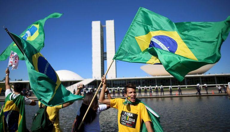 """Brezilya'da 61 milyar """"mega proje"""" atağı"""
