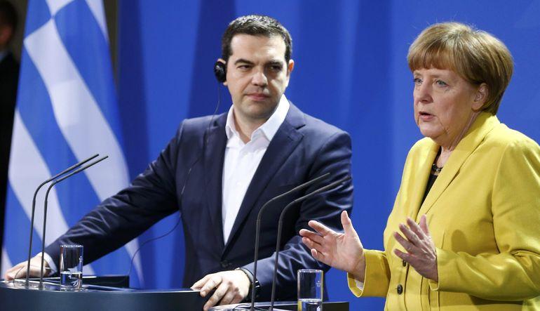 Tsipras umutlarını Merkel'e bağladı