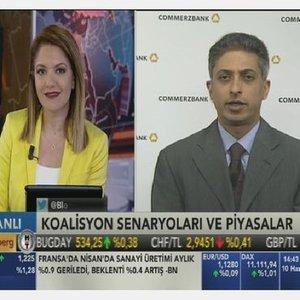 """COMMERZBANK: """"KOALİSYON KURMA KONUSUNDA AK PARTİ DİRENÇ GÖRÜR"""""""