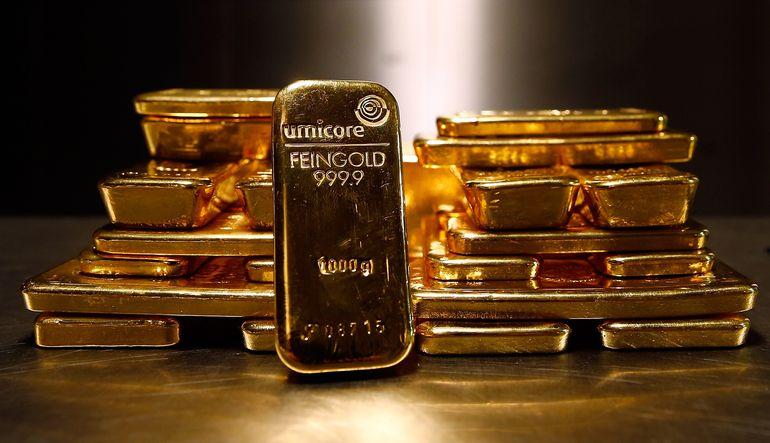 Altın fiyatlarının seyri