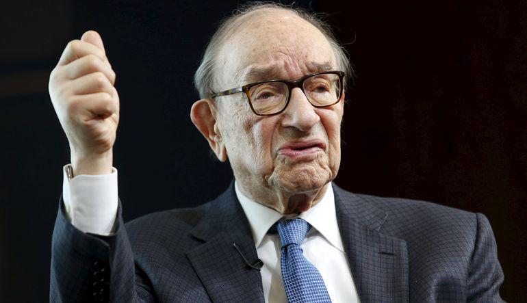 Fed eski Başkanı Alan Greenspan'ın en büyük endişesi emlak sektöründeki durgunlaşma