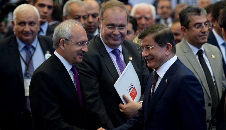 CHP'nin Ak Parti'ye koalisyon şartı 3 bakanlık