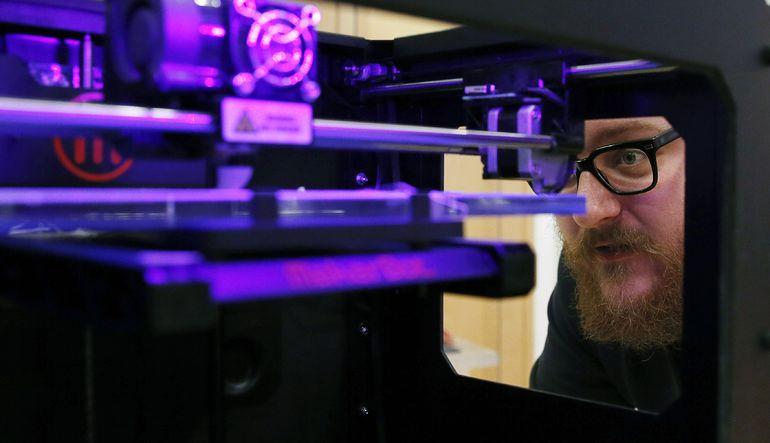 3D yazıcılar görücüye çıktı