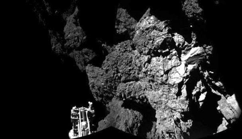 Philae 7 ay sonra uyandı
