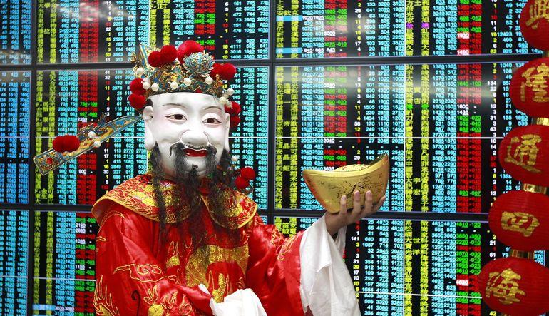 Çin'de 3 milyar dolarlık tahvil ertelemesi