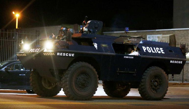 ABD'deki polis şiddeti