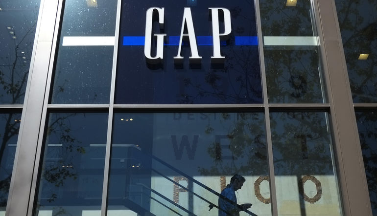 Amerikan giyim şirketi GAP, Kuzey Amerika'da 175 mağazasını kapatma kararı aldı