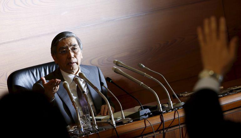 BoJ/Kuroda: Amacım yeni etkilemek değildi