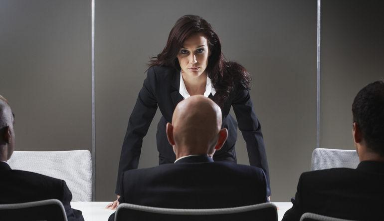 Kadınların erkeklerden farklı ve hatta daha iyi yönetici olduğu iddialarının ne kadar temelli olduğu şüpheli