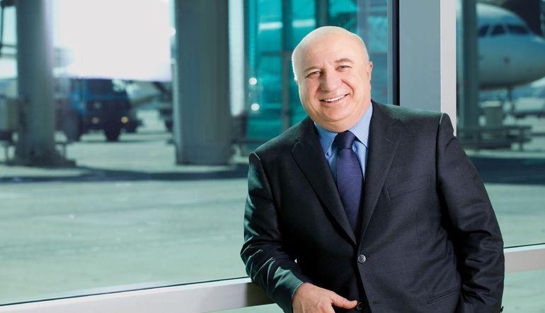 TAV CEO'su Sani Şener, Construction Week tarafından inşaat sektöründe Körfez Bölgesi'nin ilk 10 ismi arasında gösterildi
