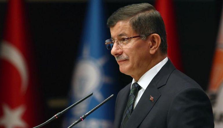 Davutoğlu canlı yayında konuyuyor