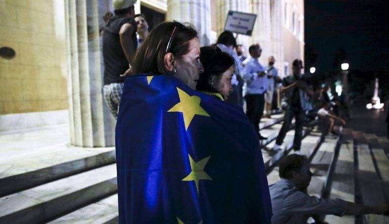 """Eurogroup toplantısının ilk günü ardından Avrupa Komisyonu başkan yardımcısı Dombrovskis, """"Yunanistan ile bir anlaşmaya varılamadığını"""" belirtti"""