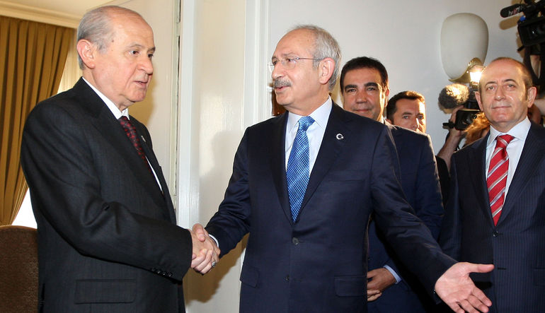 Kılıçdaroğlu'ndan Bahçeli'ye başbakanlık teklifi
