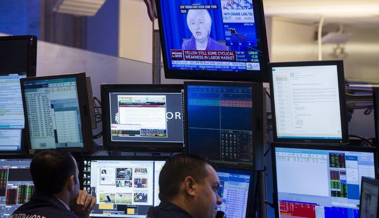 Yunan endişelerine rağmen Fed iyimserliğiyle yükselen ABD hisseleri haftayı güçlü bitirdi