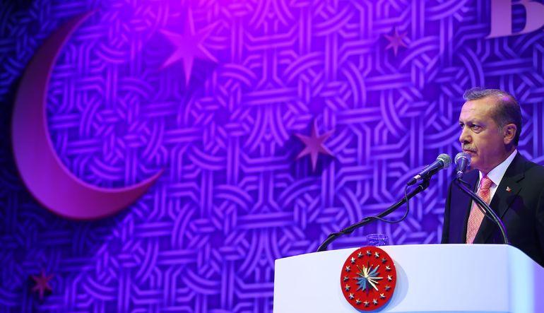 Erdoğan'dan 'koalisyon' tweetleri