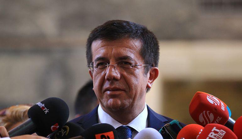 """Ekonomi Bakanı Nihat Zeybekci, Türkiye İhracatçılar Meclisi Ödül Töreni ile ilgili olarak, """"Listenin oluşumunda hiçbir şekilde dahlimiz yoktur, liste"""