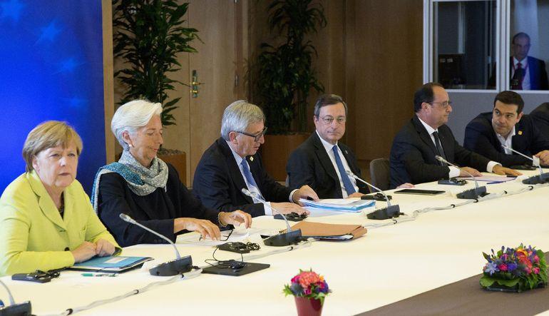 Yunanistan'ı temerrüte düşmek ve eurodan çıkmaktan kurtaracak bir anlaşma bir önceki haftaya göre çok daha yakın görünüyor