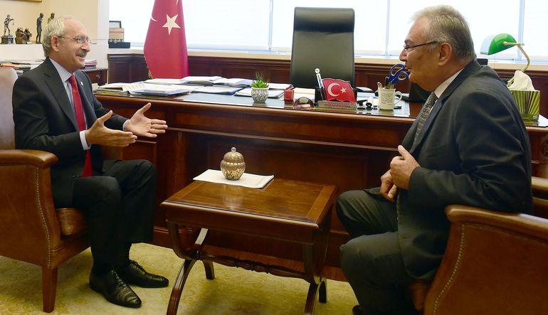 Baykal-Kılıçdaroğlu görüştü