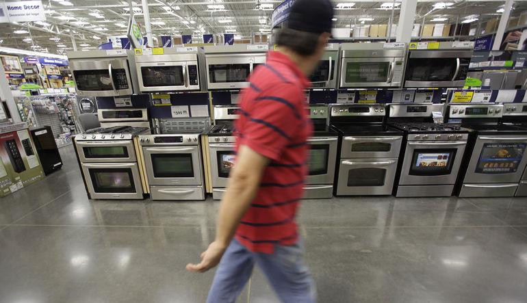 ABD'de dayanıklı mal siparişleri %1,8 geriledi