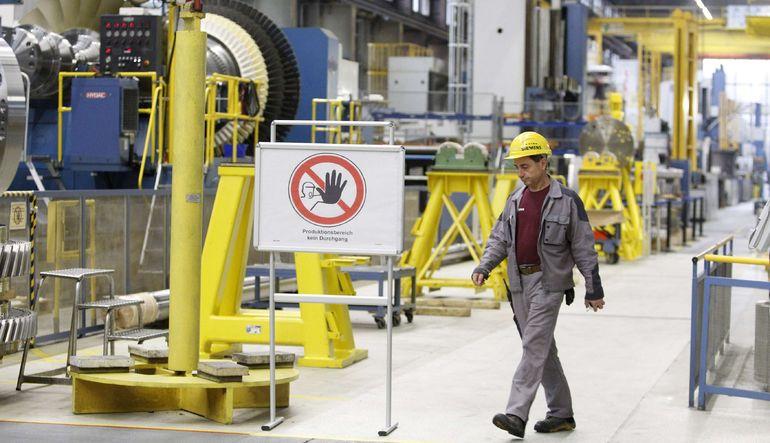 Almanya'da iş dünyası güven endeksi beklentilerin altında