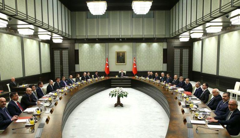 Erdoğan kabineyi 9 Temmuz'da toplayacak