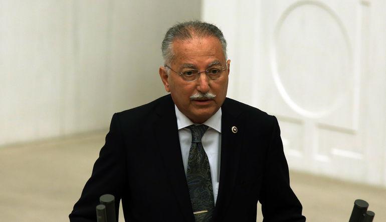 MHP'nin Meclis Başkanı adayı Ekmeleddin İhsanoğlu oldu