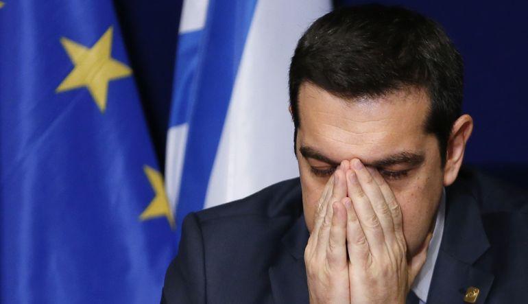 Grexit'te son perde