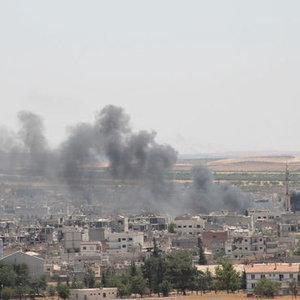 IŞİD KOBANİ'Yİ UYUYAN HÜCRELERİYLE VURDU