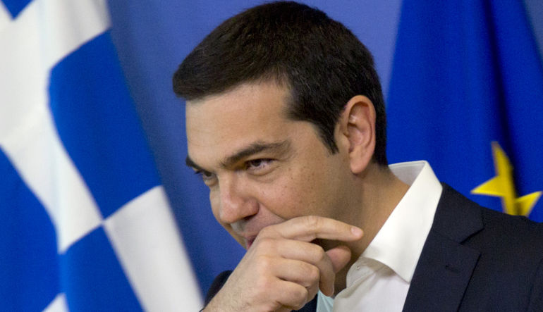Yunanistan'a ültimatom