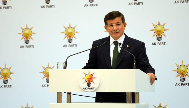 Davutoğlu: Hiçbir partiye kapımızı kapatmadık