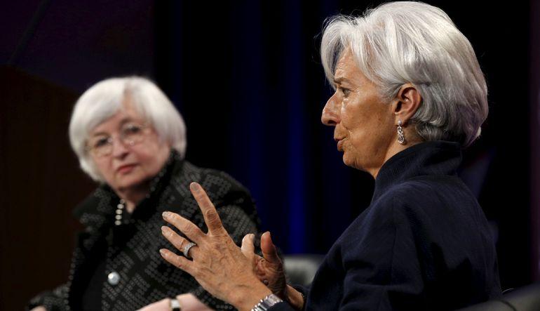 IMF'den Fed'e çağrı