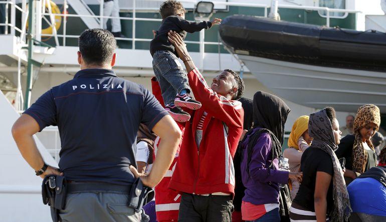 AB zirvesinde göçmen kararı