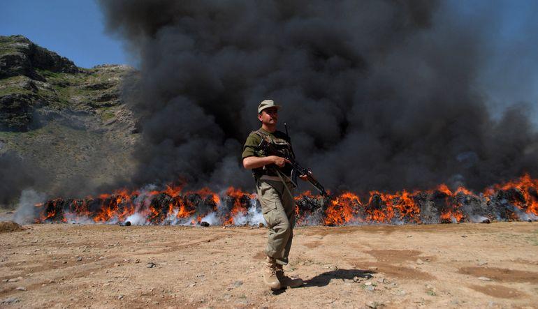 Birleşmiş Milletler raporuna göre en sık kullanılan uyuşturucu kaçakçılığı güzergahları