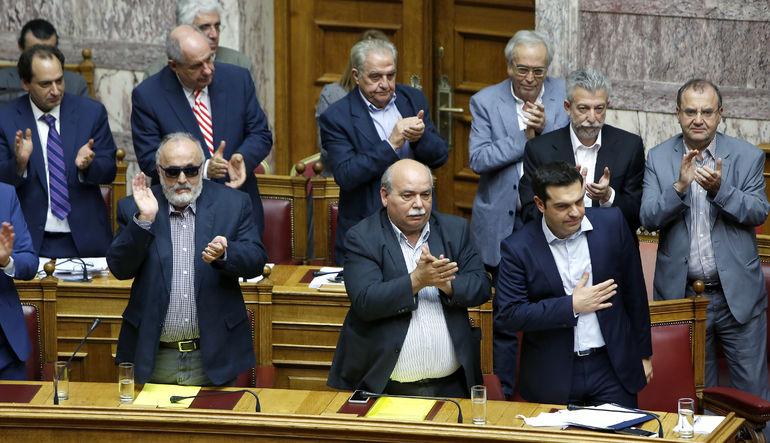 Parlamento referandum dedi