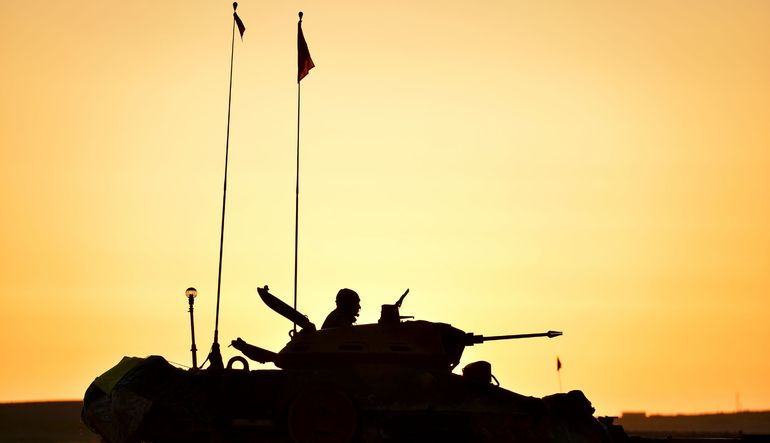 Suriye'ye sınır ötesi operasyon MGK gündeminde