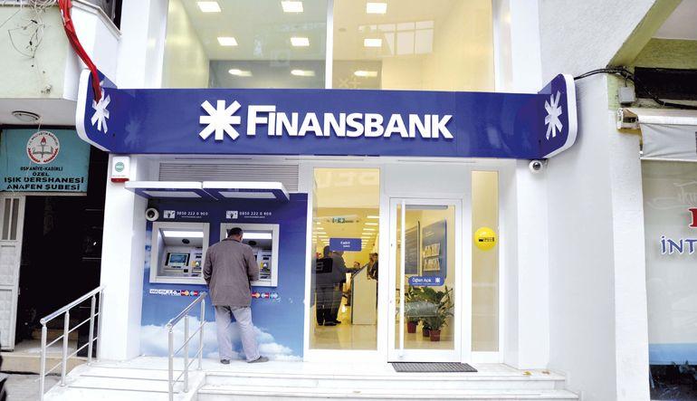 Finansbank'tan Yunanistan açıklaması