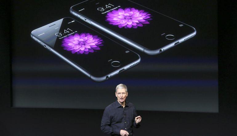Yeni iPhone üretimine başlandı