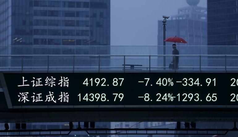 Çin halka arzları askıya almayı düşünüyor