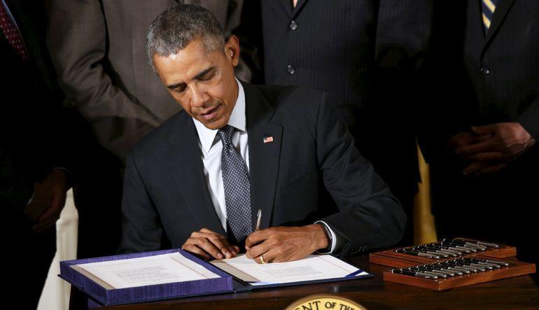 Obama'dan TTIP ile ilgili kritik imza