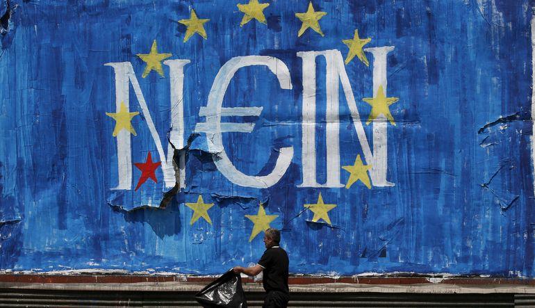 Yunanistan temerrüte düştüğünde ne olacak?