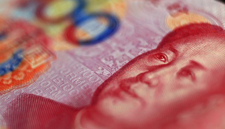 Çin para piyasası oranında düşüş
