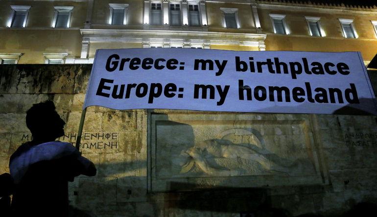 Yunanistan temerrüde düştü