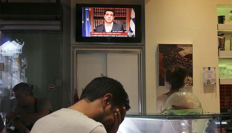 'Tsipras'ın şartları kabulü Yunan halkına zarar verecek'