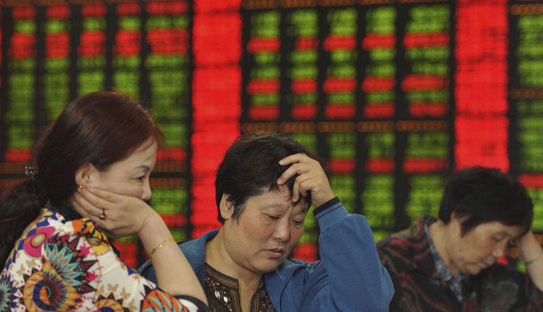 Çin 3,2 trilyon dolarlık çöküşe karşı harekete geçti