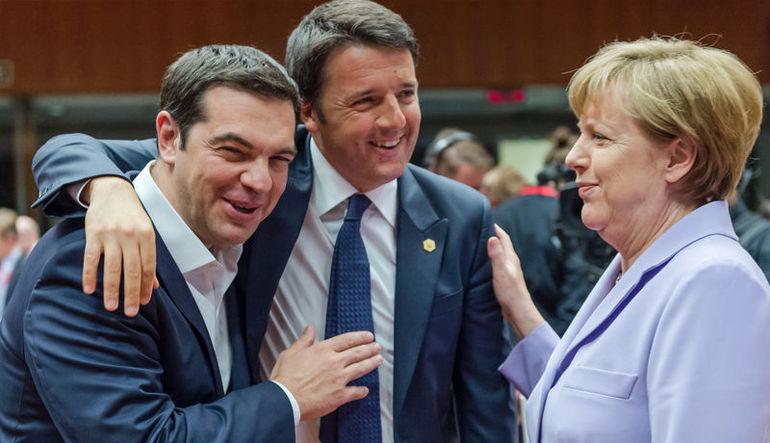 Pazartesi Avrupa'da olağanüstü toplantı günü olacak
